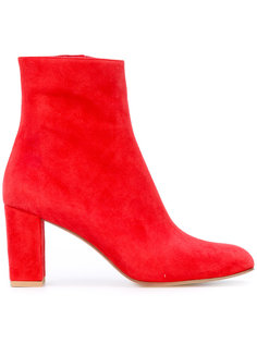 ankle height zipped boots  Maryam Nassir Zadeh