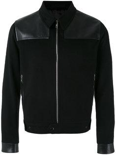 куртка на молнии Alexander McQueen