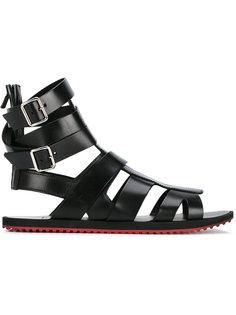 сандалии на плоской подошве Givenchy