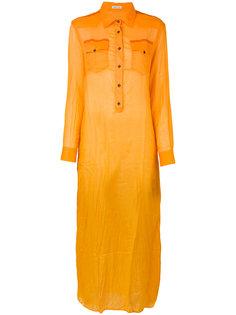 платье-рубашка Tomas Maier