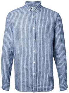 полосатая рубашка на пуговицах Venroy