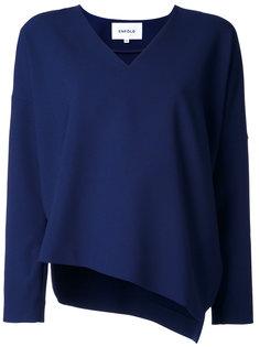 блузка с V-образным вырезом Enföld