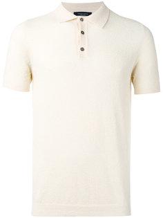 футболка-поло с короткими рукавами  Roberto Collina