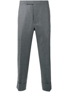 укороченные брюки Thom Browne