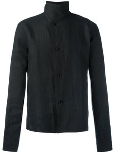 рубашка со смещенной застежкой J.W.Anderson