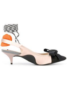 туфли на шнуровке Nº21