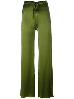 широкие брюки Marquesalmeida
