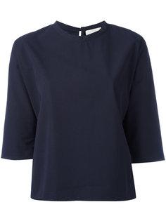 "блузка с вырезом ""замочная скважина"" Stephan Schneider"