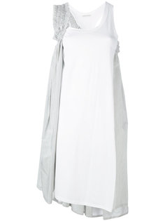 многослойное платье  Stefano Mortari