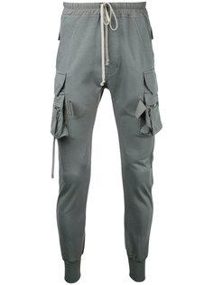 спортивные брюки Rick Owens