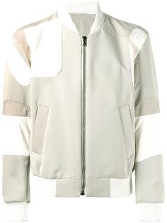 куртка-бомбер Wooyoungmi