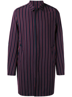 полосатое пальто Wooyoungmi