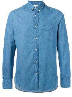 джинсовая рубашка с длинными рукавами  Officine Generale
