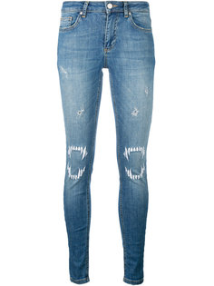 vampire detail jeans Zoe Karssen