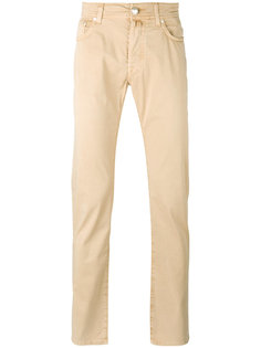 slim-fit trousers Jacob Cohen