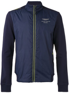 Aston Martin logo jacket Hackett