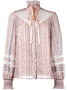 блузка с узором пейсли Marc Jacobs