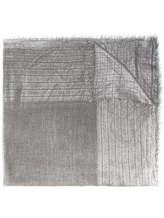 шарф с блестящей отделкой Faliero Sarti