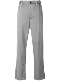 широкие брюки Issey Miyake Men