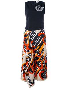 платье средней длины Carven