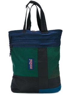 сумка-тоут в стиле пэчворк Longjourney