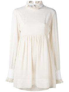расклешенное платье Paco Rabanne
