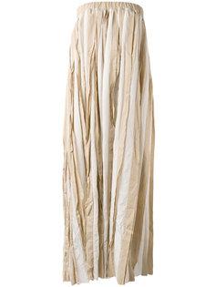 striped bandeau dress Uma Wang