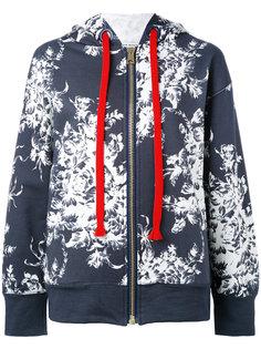 куртка-бомбер с принтом Sonia Rykiel