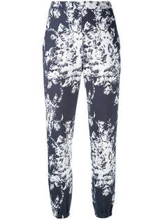 брюки с завышенной талией Sonia Rykiel