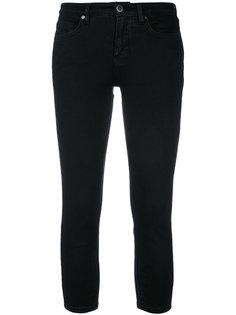 укороченные джинсы скинни Victoria Victoria Beckham