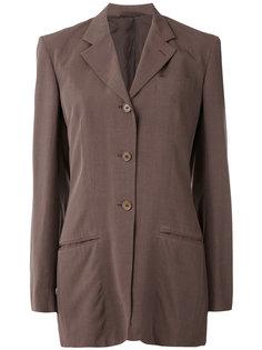 приталенный пиджак 1990 года выпуска Romeo Gigli Vintage