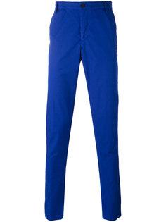 брюки-чинос прямого кроя Kenzo