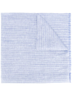шарф в полоску Corneliani