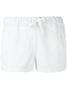 шорты с принтом пальм Tomas Maier