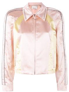 куртка с декорированным воротником Western  3.1 Phillip Lim