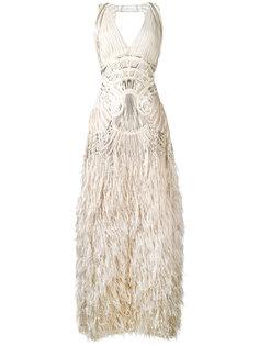 платье Once-upon-a-time Alberta Ferretti