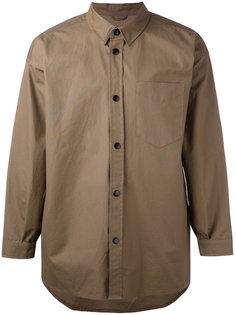 куртка-рубашка Lerum Stutterheim