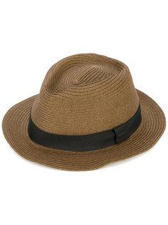 плетеная шляпа Diesel