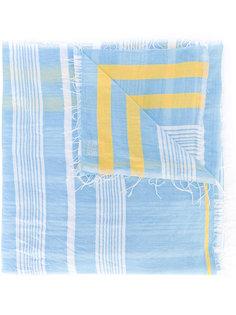 полосатый шарф Lemlem