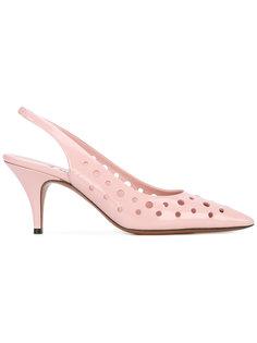 туфли с ремешком на пятке Bally