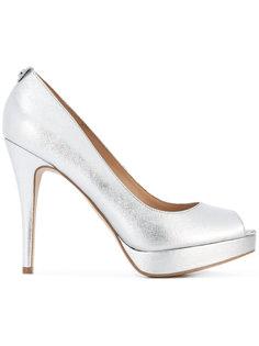 туфли с открытым носком Michael Michael Kors