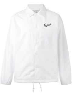 куртка-бомбер с вышивкой логотипа Carhartt