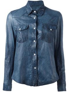 рубашка на пуговицах Salvatore Santoro