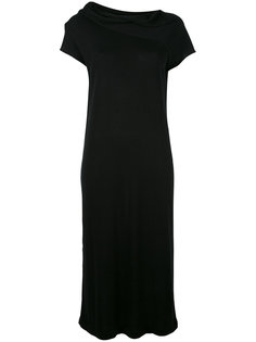 платье-футболка с прямым вырезом Forme Dexpression