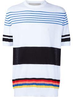 футболка Norman в полоску Casely-Hayford