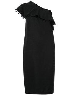one-shoulder dress Apiece Apart