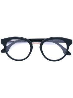 очки в овальной оправе Rixon Oliver Goldsmith