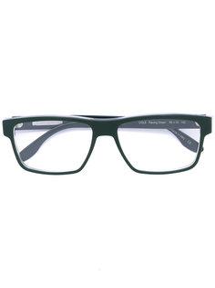 очки в квадратной оправе Cole Oliver Goldsmith