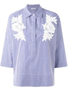 рубашка с вышивкой P.A.R.O.S.H.