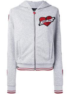 heart hoodie Philipp Plein